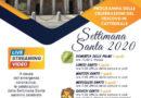 Cattedrale di Terni, Settimana santa presieduta dal vescovo Piemontese