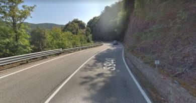 "Viabilità: chiusa statale 448 ""Di Baschi"" dopo i controlli effettuati da Anas"