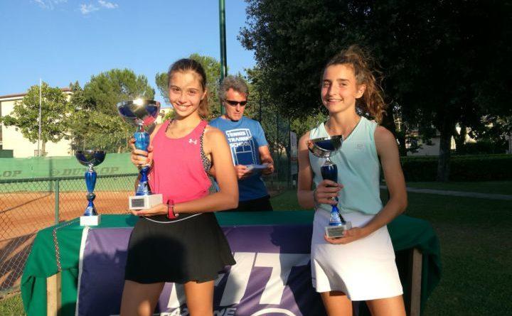 Campionati regionali giovanili di tennis: tutti i vincitori