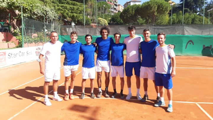 Serie A2, Junior Tennis Perugia all'assalto del Match Ball Firenze