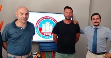 Calcio, Andrea Bricca è il nuovo tecnico del Castel del Piano