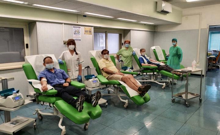 Emergenza sangue: l'appello del SIT di Terni che apre anche domenica