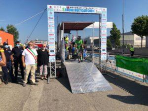 Ciclismo, a Città di Castello assegnati i tricolori a Cronometro