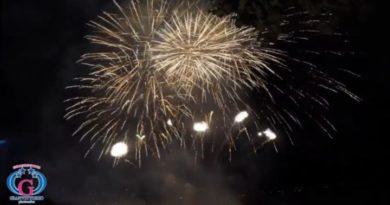 Fuochi artificio 'umbri' per matrimonio Elettra Lamborghini