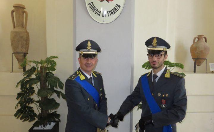 Guardia di Finanza: nuovo comandante alla Tenenza di Orvieto