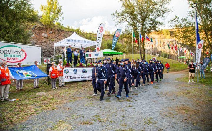 Tiro a volo, azzurri in gara ad Orvieto per l'Europeo di Sporting
