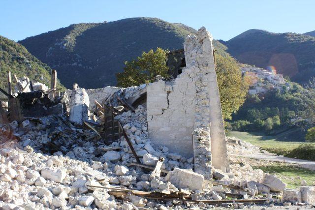 Ri-abitare l'Appennino: idee e proposte per la rinascita delle aree colpite dal sisma