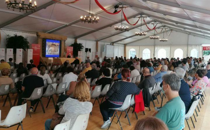 Festival del Medioevo, la lezione di Barbero incanta più di 300 persone