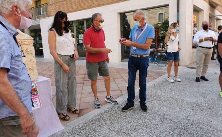 Ciclismo, la terza tappa del Giro Rosa 2020 ha fatto tappa a Perugia