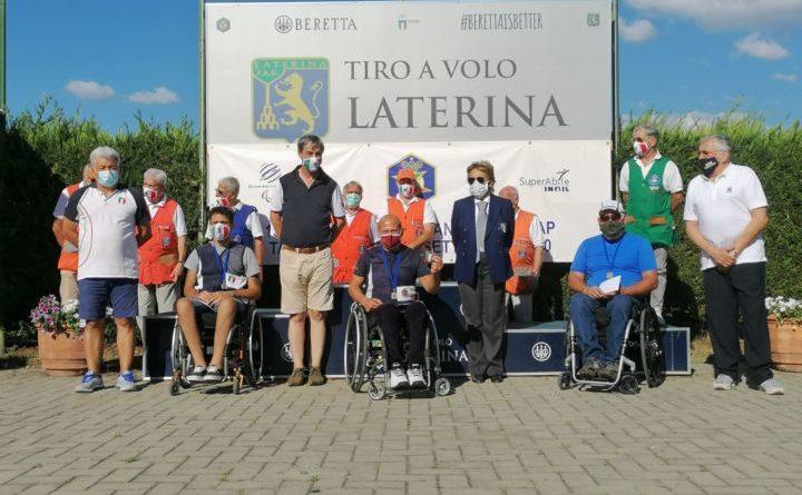 Daniele Parrettini argento al Campionato Italiano Paratrap