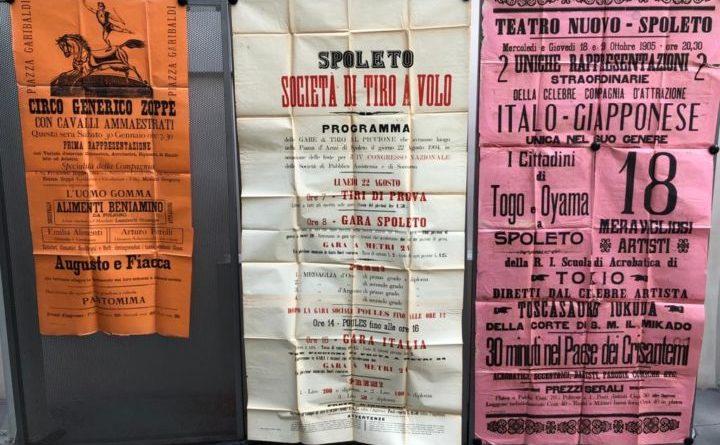 Giornate Europee del Patrimonio, a Spoleto iniziativa alla biblioteca Carducci