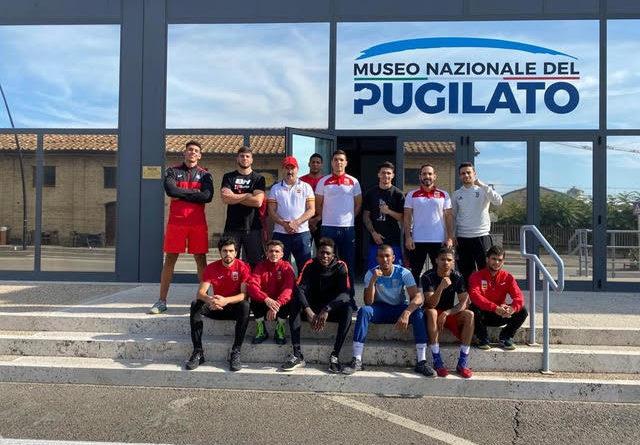 Pugilato, la Nazionale spagnola ad Assisi per un Training Camp
