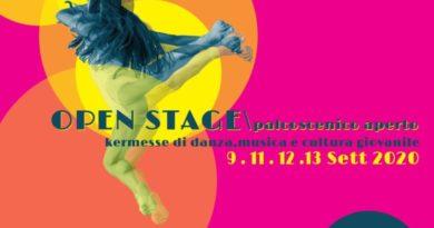 PERUGIA, prima edizione per OPEN STAGE\palcoscenico aperto