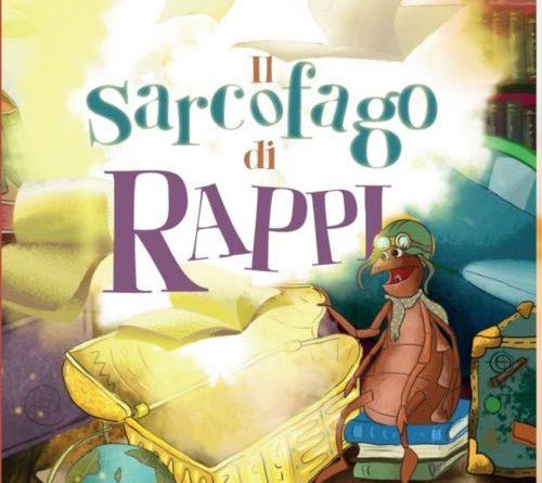 """A Foligno la presentazione del libro """"Il sarcofago di Rappi"""""""
