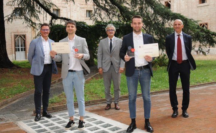 Perugia, premiate tre tesi di laurea magistrale nel settore dell'Ingegneria Informatica