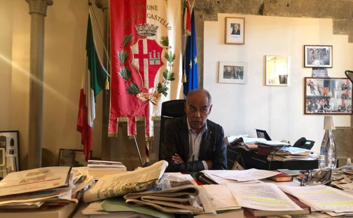 Covid: il sindaco Luciano Bacchetta fa il punto a Città di Castello