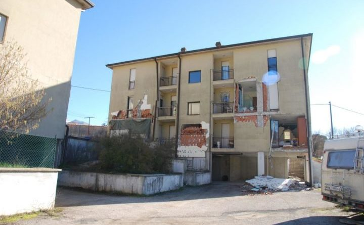 Riconsegna di 23 alloggi inagibili a Norcia, dislocati in tre palazzine