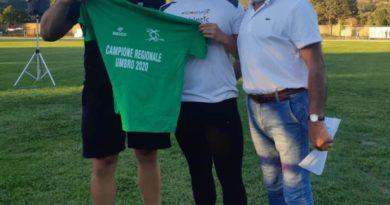 Athletic Terni: Mariani e Carletti campioni regionali al Muzi di Orvieto
