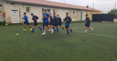 Foligno Calcio, inizio preparazione squadre giovanili