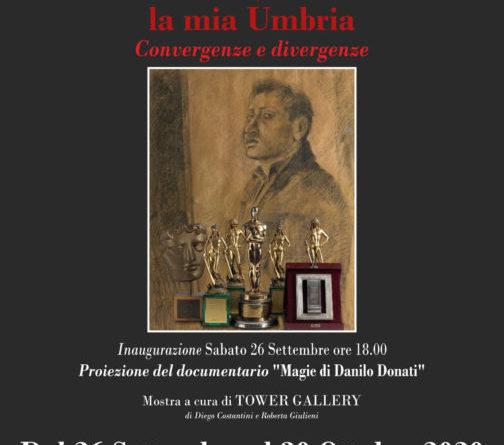 A Baschi la Mostra Federico Fellini, Danilo Donati… la mia Umbria