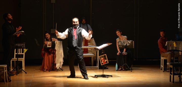 """Continua la stagione Lirica del Teatro Lirico Sperimentale """"A. Belli""""diSpoleto"""