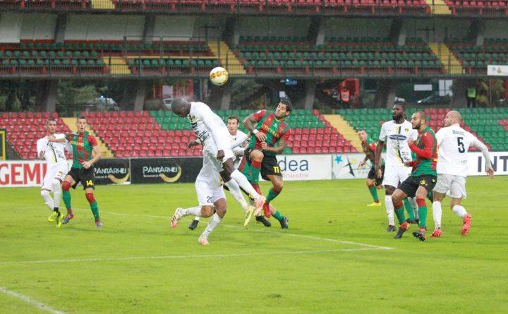 Calcio serie C: pareggiano Perugia e Ternana, perde il Gubbio