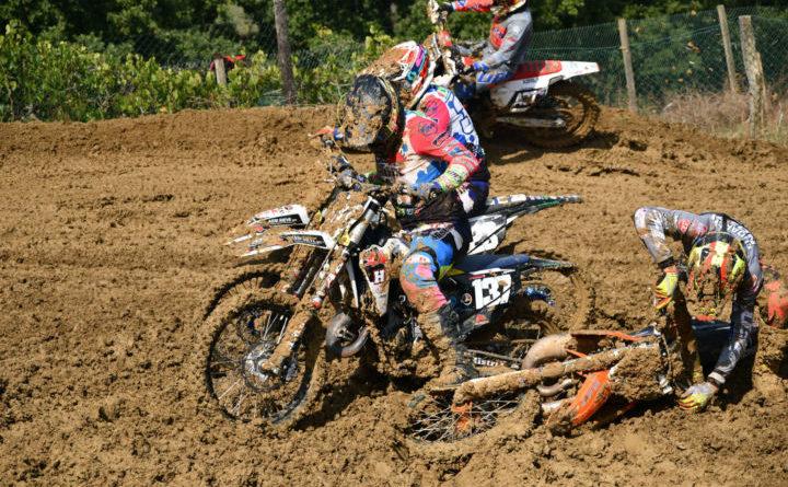 Neanche il fango ferma il motocross. E Mencaroni mette in fila anche i toscani