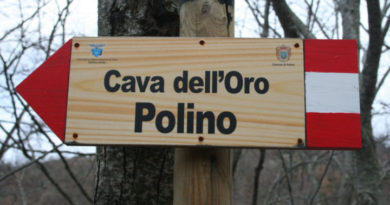 Polino, antica Cava dell'Oro diventa sito interesse turistico e geologico