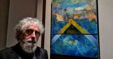 """Perugia, Giuliano Giuman presenta la mostra """"Classico Futuro"""""""