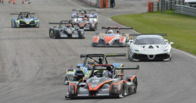 Autodromo di Magione, battaglia al quarto Peroni Race