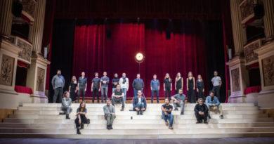 Teatro Morlacchi, prove in corso per Guerra e Pace, nuova produzione Tsu Umbria