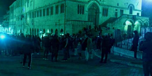 Perugia, esercenti in piazza, fateci lavorare in sicurezza