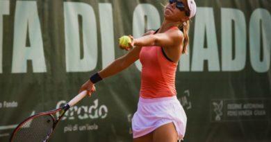 Tennis, Matilde Paoletti