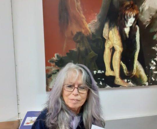 Spoleto, Simonetta Fontani espone alla galleria d'arte Caffè Letterario del Sansi