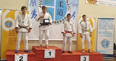 """Judo, il Kodokan Spello conquista il prestigioso """"56° Trofeo del Mosaico"""""""