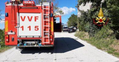 Fossato di Vico, uomo trovato morto dai vigili del fuoco