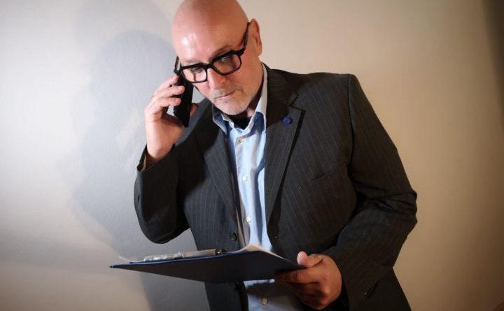 Claudio Serafini, nuovo coordinatore del gruppo 'Città di Castello in Azione'