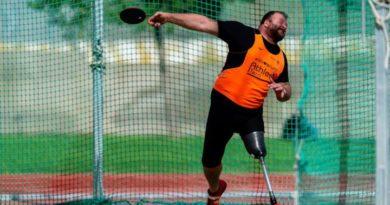 I lanciatori dell'Athletic Terni e la giovane Santarelli protagonisti ai campionati societari paralimpici