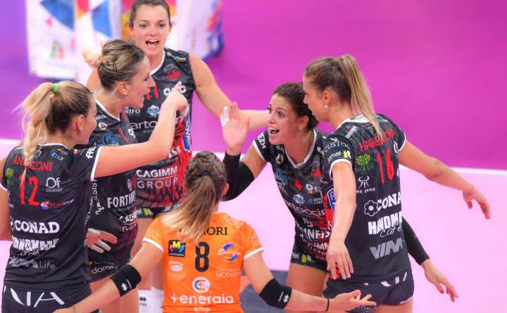 Bartoccini Fortinfissi Perugia, si riaprono le porte anche per il volley in rosa