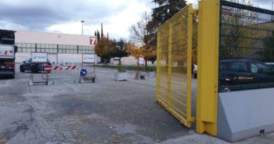 Umbria 1, Bastia Umbra: il servizio di tamponi drive-through si sposta ad Umbriafiere