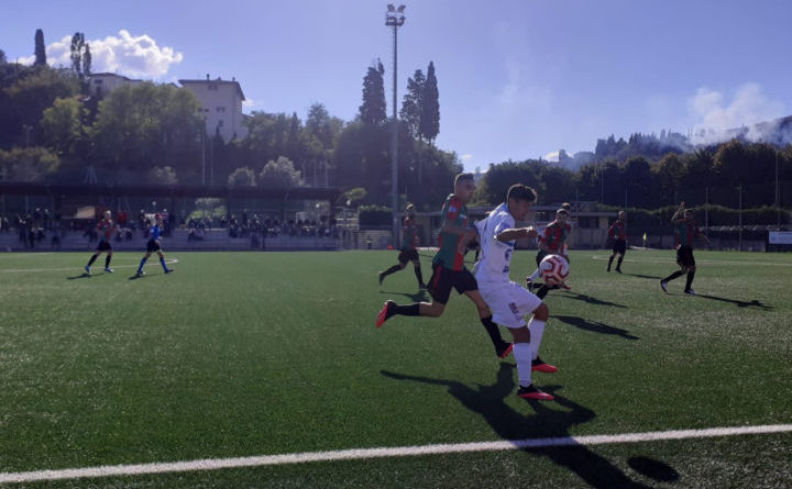 Calcio serie D girone E, il Foligno vince 2-0 contro Grassina