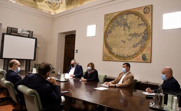Ast Terni, a palazzo Donini incontro con azienda e sindacati