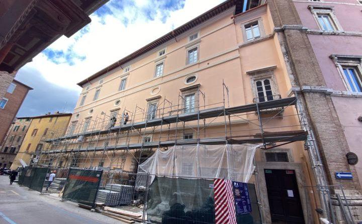 Perugia, presto al via la valorizzazione di piazza Morlacchi