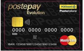 Oltre 230mila umbri usano la carta prepagata Postepay: le novità