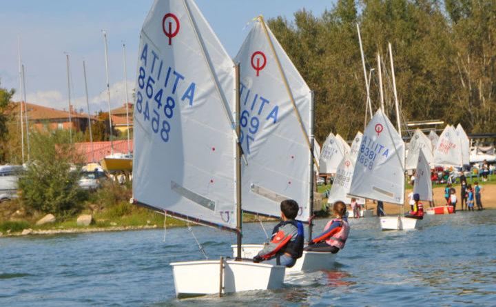 Zucchero a vela a Castiglione del Lago: 75 giovanissimi al via