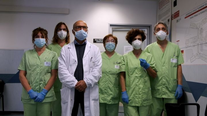 Ospedale Terni, donazione di sangue: realizzato un video-appello