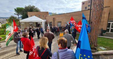 Emergenza sanità: parte da Spoleto la mobilitazione itinerante dei sindacati umbri