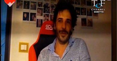 Perugia, Love Film Festival, Marco Bocci vince la sesta edizione