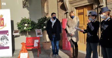 Giornata contro la violenza sulle donne, iniziative della polizia di Terni