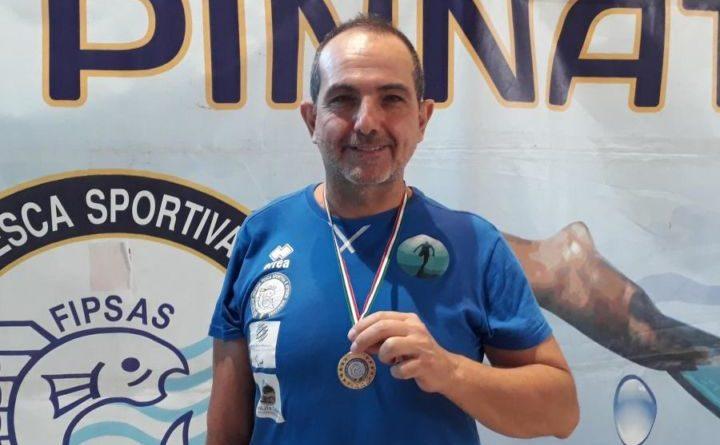 Apnea e nuoto paralimpico: 2 record mondiali per il ternano Fabrizio Pagani